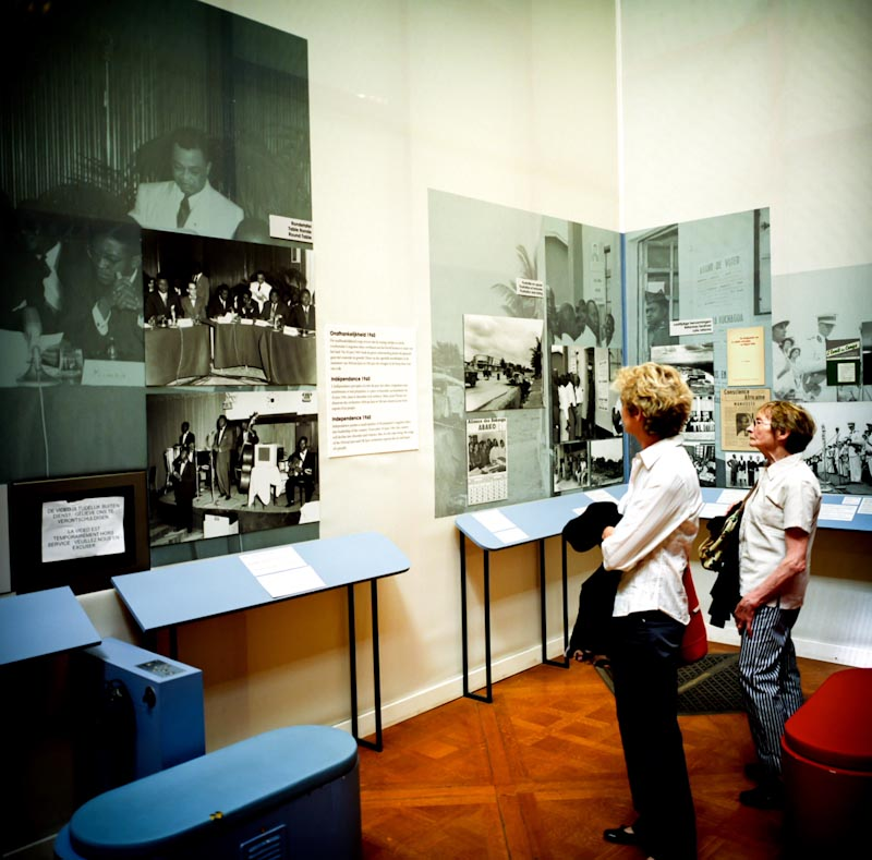 "Visitors  in the ""Indipendence room"". The Museum, built in 1898, was inaugurated on 30<sup>th</sup> April 1910. It has about 200,000 visitors a year."